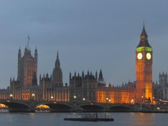 Séjour MAGIC LONDON MAGIC POTTER